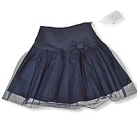 Школьная юбка для девочки,школьная форма 5-10 лет