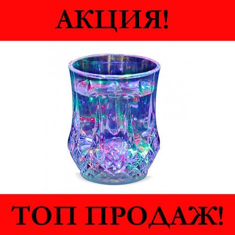Стакан с подсветкой Color Cup W-70, фото 2