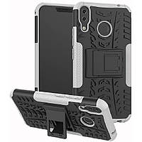 Чехол Armor Case для Asus Zenfone Max M2 (ZB633KL) White