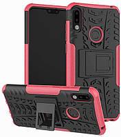 Чехол Armor Case для Asus Zenfone Max Pro M2 (ZB631KL) Rose