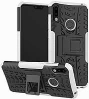 Чехол Armor Case для Asus Zenfone Max Pro M2 (ZB631KL) White