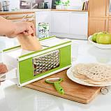 Овощерезка Multi purpose grater, Мультислайсер для овощей и фруктов, фото 3
