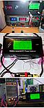 8 в 1; 0-300В, 0-100А Вольтметр, Амперметр, ВАТТметр, Измеритель емкости аккумуляторов, в корпусе, фото 5