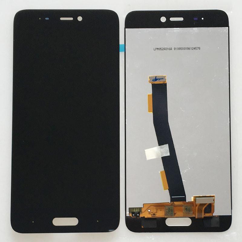 Модуль Xiaomi Mi 5s black дисплей экран, сенсор тач скрин Сяоми Ксиоми