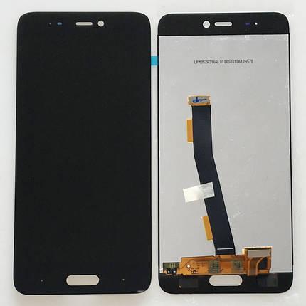 Модуль Xiaomi Mi 5s black дисплей экран, сенсор тач скрин Сяоми Ксиоми, фото 2