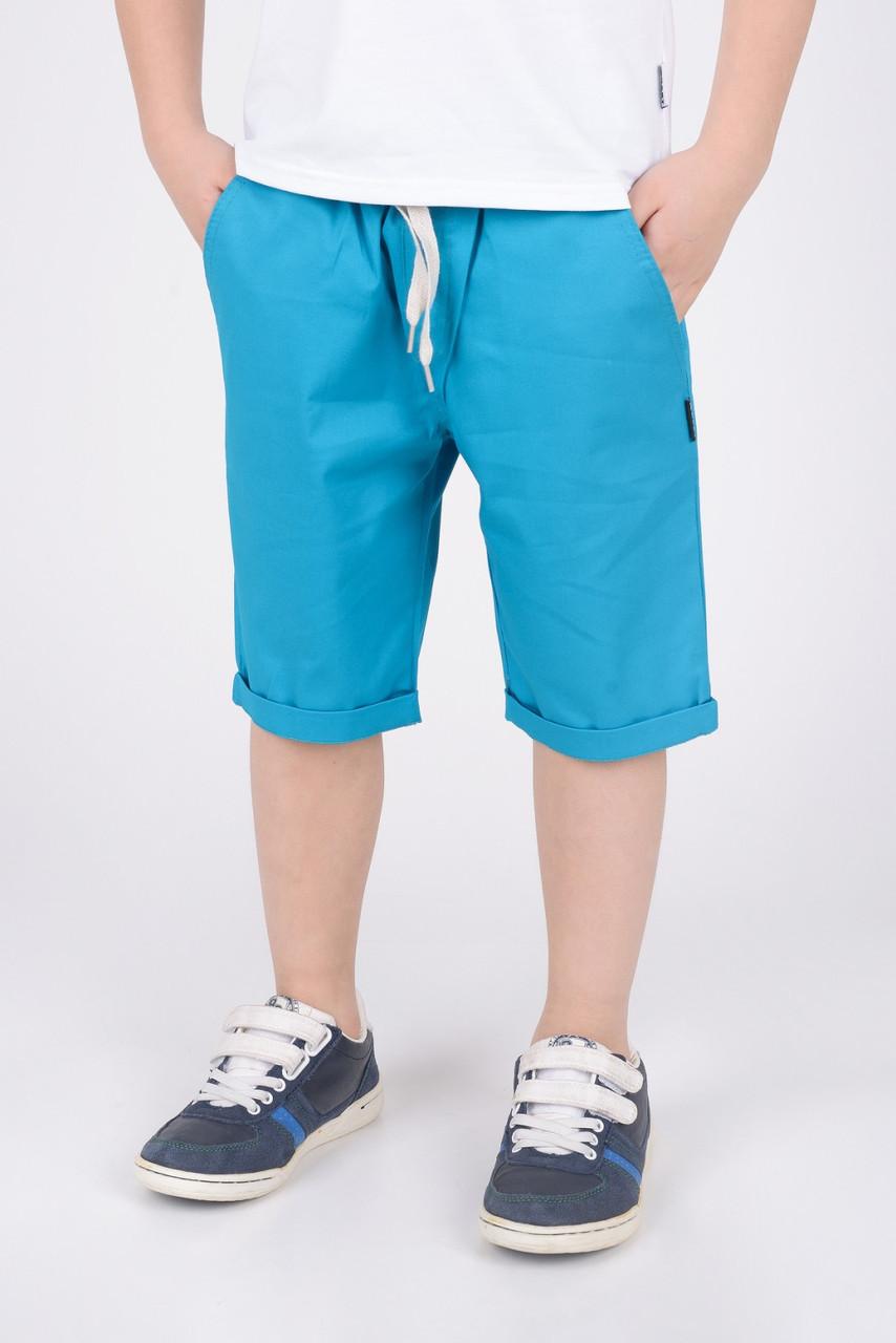 Дитячі котонові шорти 110,116,122