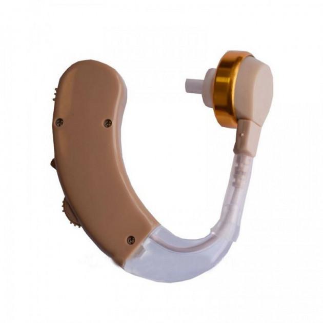 Слуховой аппарат TW A-33/ Заушный слуховой аппарат + батарейки в подарок