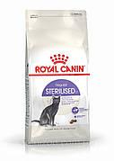 Royal Canin Sterilised 10кг Роял Канин Стерильные для взрослых стерилизованных кошек