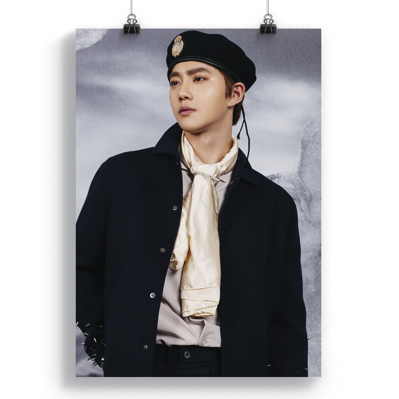 Плакат EXO 76