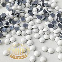 Стразы ДМС Премиум Hotfix, White, ss16 (4mm), 100шт