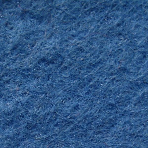 Фетр 1мм китайский 19 * 25 см синий