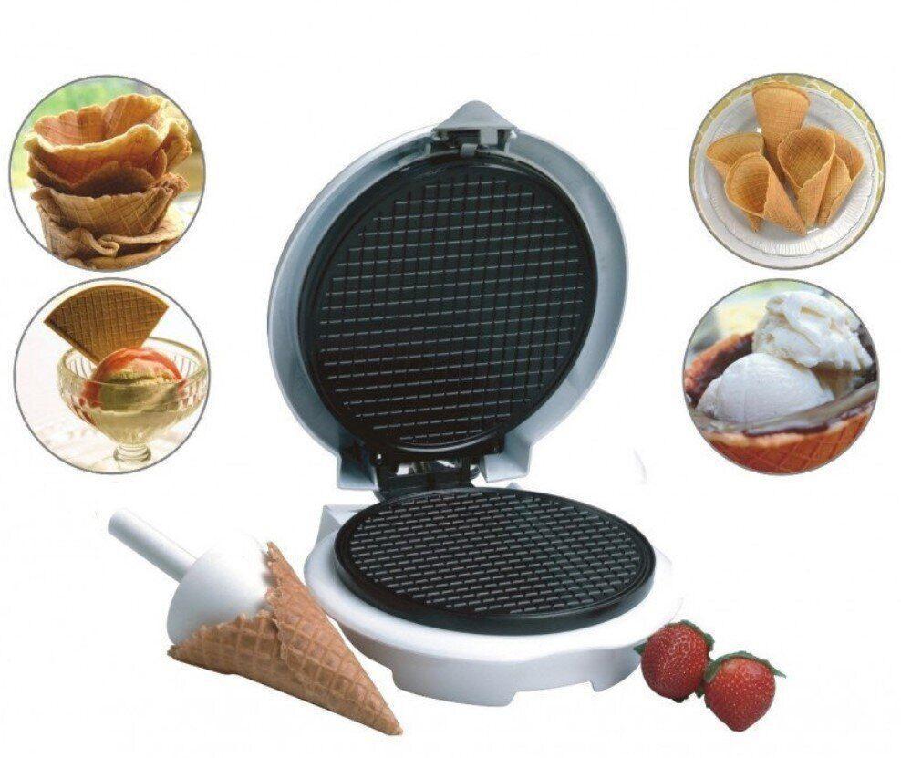 Вафельница для тонких вафель и трубочек Livstar LSU-1218