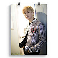 Плакат NCT 127 67 Mark