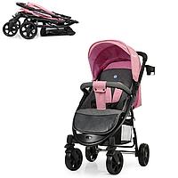 Прогулочная коляска-книжка El Camino Favorit  для деток от 0 до 3-х лет M 3409L Pale Pink Розовый