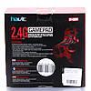 Беспроводной джойстик для ПК Havit HV-G89W (23127) Blue, для PC/PS2/PS3, беспроводный геймпад, фото 4