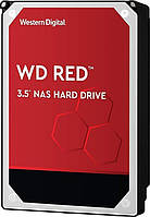 HDD SATA 10.0TB WD Red NAS 5400rpm 256MB (WD101EFAX)