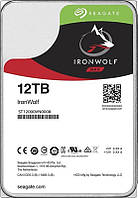 HDD SATA 12.0TB Seagate IronWolf NAS 7200rpm 256MB (ST12000VN0008)