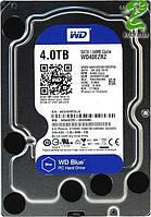 HDD SATA 4.0TB WD Blue 5400rpm 64MB (WD40EZRZ)