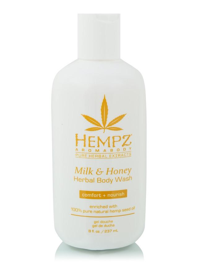 Hempz Milk And Honey Herbal Body Wash 237 ml