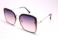 Женские солнцезащитные очки бабочки Шанель 011 C4 реплика Розово-лиловые