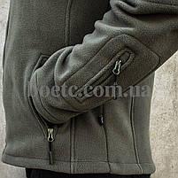 """Толстовка тактическая """"ULTIMATUM"""" OLIVE // РАЗМЕРЫ S / L / XL, фото 4"""