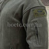 """Толстовка тактическая """"ULTIMATUM"""" OLIVE // РАЗМЕРЫ S / L / XL, фото 6"""