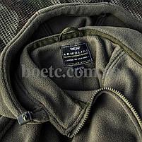 """Толстовка тактическая """"ULTIMATUM"""" OLIVE // РАЗМЕРЫ S / L / XL, фото 8"""