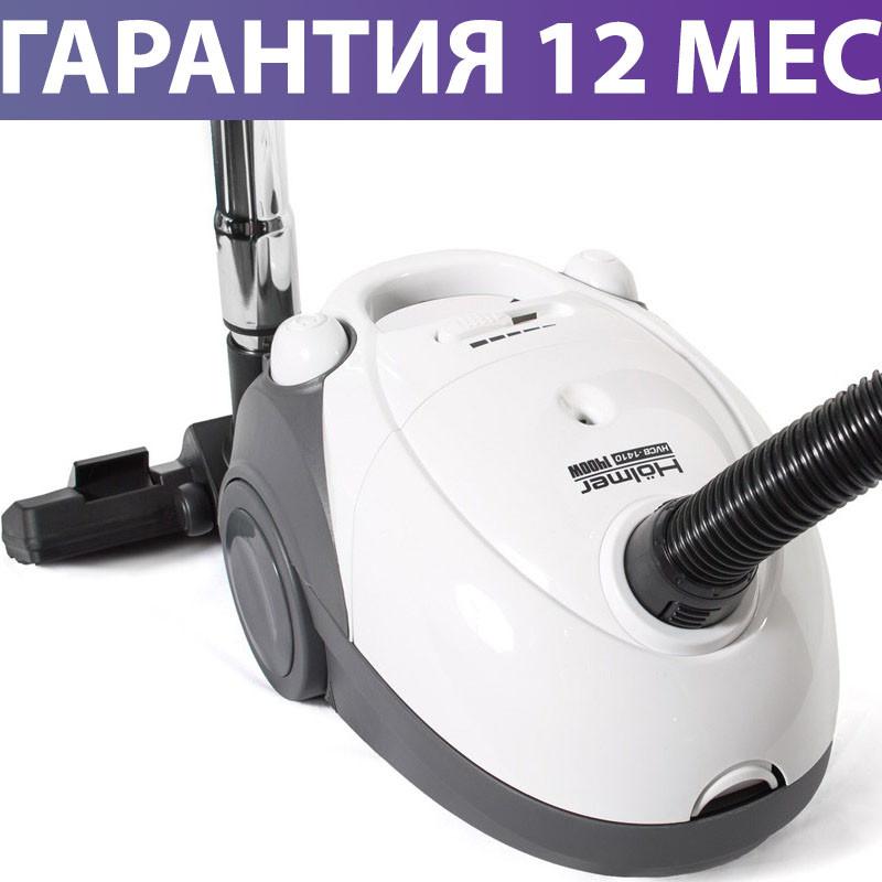 Пылесос Holmer HVCB-1410 Silver 1400W
