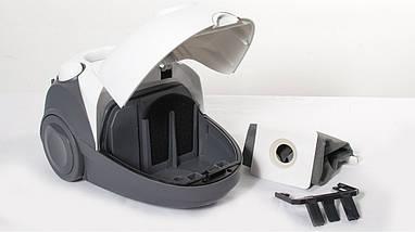 Пылесос Holmer HVCB-1410 Silver 1400W, фото 3