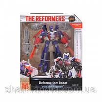 Трансформер W6699-25-1 (Optimus Prime)