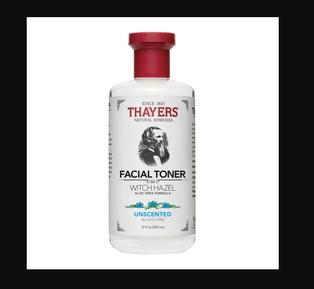 Thayers Тоник для лица без спирта с гамамелисом и алое вера Witch Hazel Aloe Vera Formula Без запаха США