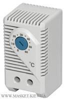 """Термостат для вентиляторных модулей в серверный 19"""" шкаф"""