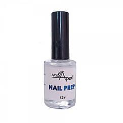 Обезжириватель-дегидратор ногтей Nail Prep от Nail Apex, 12 ml