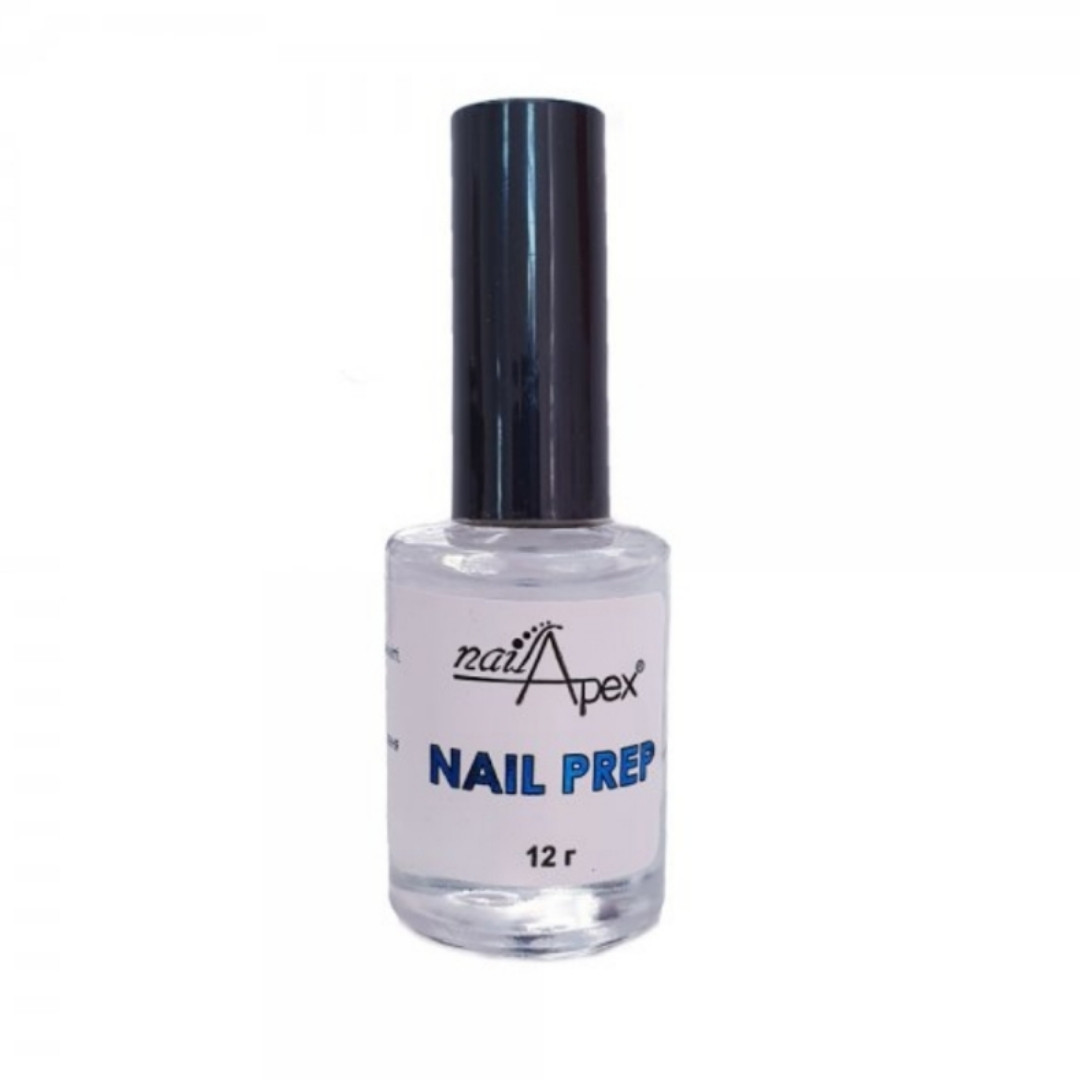 Знежирювачах-дегидратор нігтів Nail Prep від Nail Apex, 12 ml