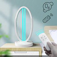 УФ бактерицидная озоновая лампа светильник CHICK-101R с пультом дистанционного управления