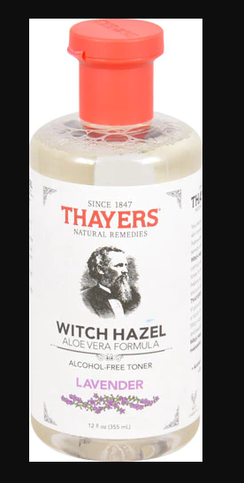 Thayers Тоник для лица без спирта с гамамелисом и алое вера Witch Hazel Aloe Vera Formula Лаванда США