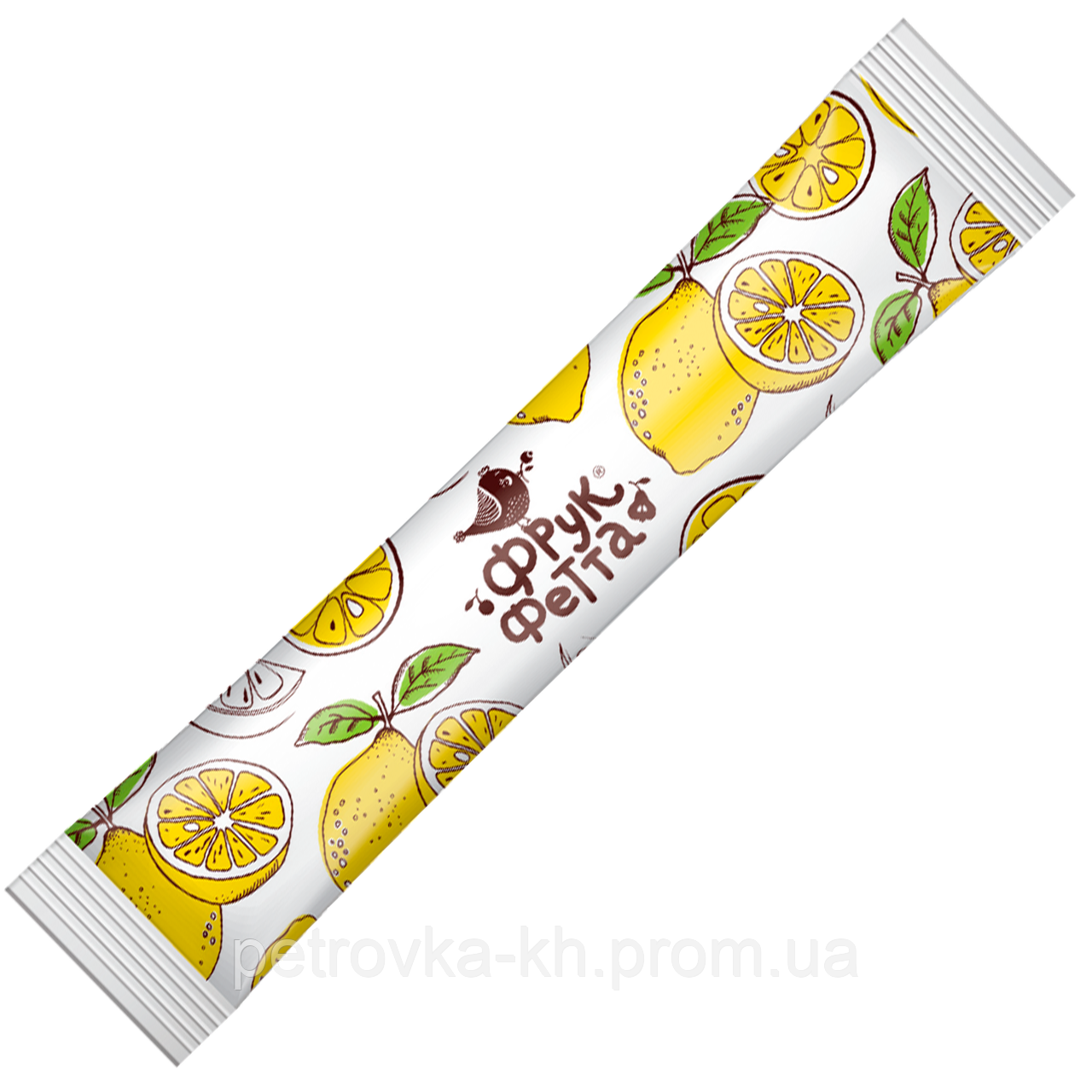 "Цукерки ""Лимон"" ФРУК ФЕТТА 1 шт. Упаковка 0,5 кг"