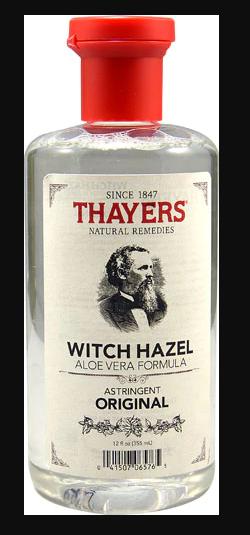 Thayers Тоник для лица без спирта с гамамелисом и алое вера Witch Hazel Aloe Vera Formula Оригинальный  США