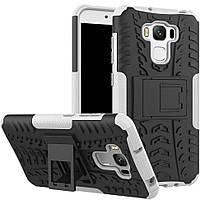 Чехол Armor Case для Asus Zenfone 3 Max ZC553KL White