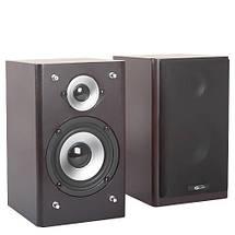 Колонки для компьютера 2.0 Gemix TF-5 Dark Brown, акустика, акустическая система, фото 3