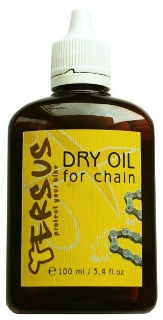 Мастило для ланцюга Tersus DRY OIL 100 мл (0113)