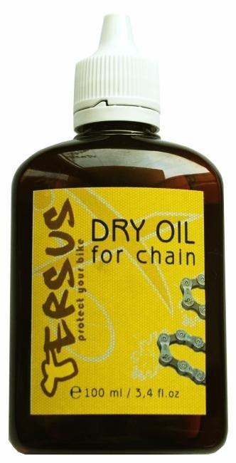 Смазка для цепи Tersus DRY OIL 100 мл (0113)