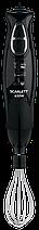 Блендер с чашей Scarlett SC-HB42F05 Black, 650W, венчик для взбивания, погружной блендер скарлет, фото 3