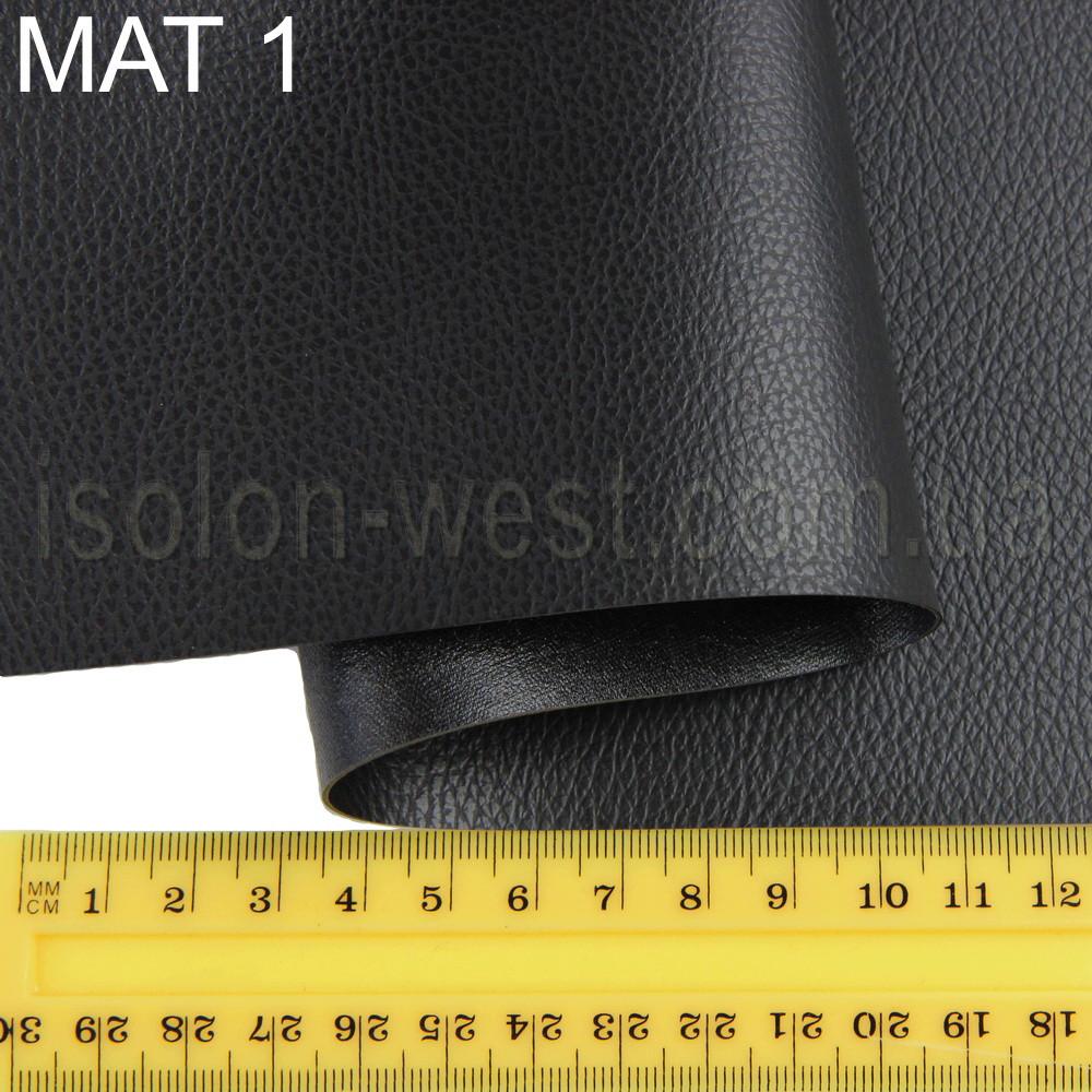 Термовинил HORN (черный MAT1) для обтяжки торпеды