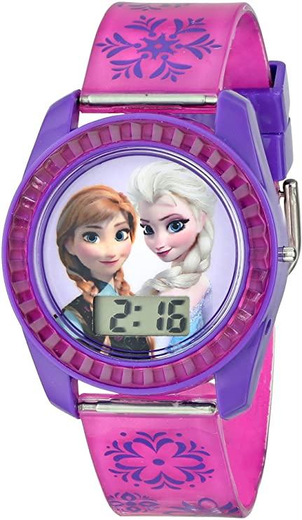 Часы Холодное сердце Disney Frozen