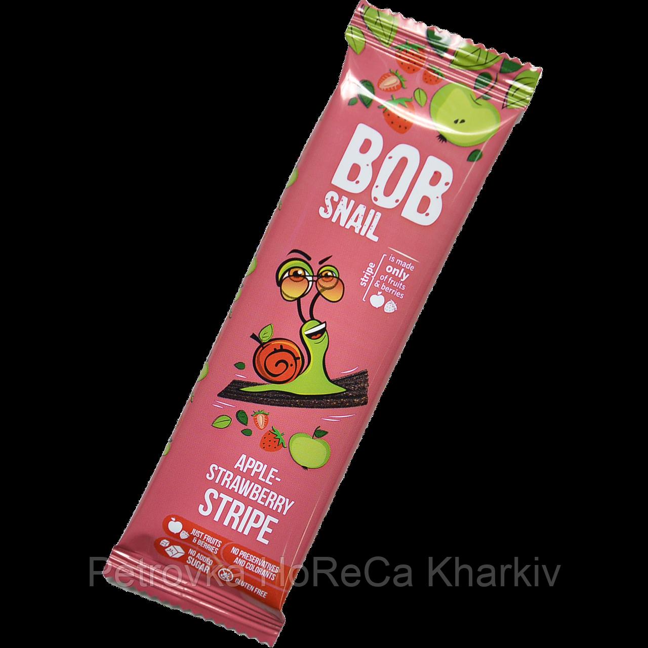 """Цукерки """"Полуниця"""" SNAIL BOB 14 гр (1уп/30шт)"""