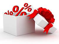 Встречайте скидку 15% на все групы товаров!