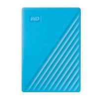 """HDD ext 2.5"""" USB 4.0TB WD My Passport Blue (WDBPKJ0040BBL-WESN)"""