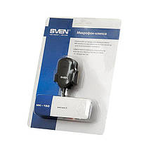 Микрофон Sven MK-150 прищепка, фото 3