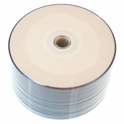 Диски DVD+R 50 шт. Videx, 4.7Gb, 16x, Printable (для печати), фото 2